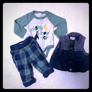 Cat & jack fall outfit